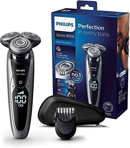 Philips Serie 9000 S9711/41 - Máquina de afeitar con cabezales de ...
