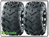 2 New WANDA Sport ATV Tires 18X9.5-8 4PR - 10001 by Skroutz
