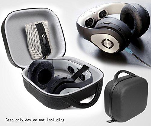 Avegant Glyph-Video Headset Case also for AKG Q701, K701, K702, K712, K550; Beyerdynamic DT 770 PRO, DT990, T1, DT880 Pro; Sennheiser HD800, HD700, HD650, HD600, PC GAME ONE; Philips SHP9500