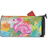 Amazoncom BreezeArt Fancy Flamingo Garden Flag 32055 Outdoor