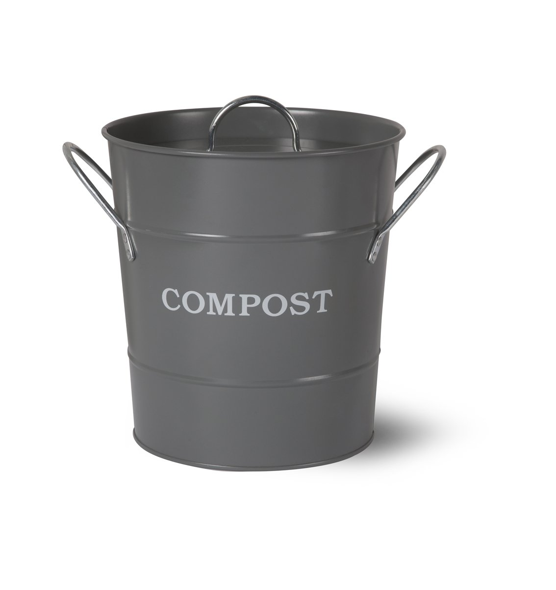 Garden Trading Komposteimer, Anthrazit CPBC03