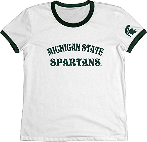 Blue 84 NCAA Michigan State Spartans Adult Women NCAA Women
