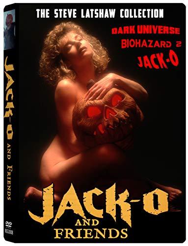JACK-O & FRIENDS -- 2 DVD Set