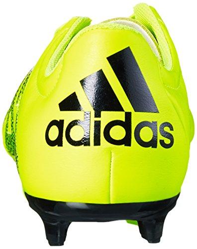 Adidas X 15.3 Fg / Ag, Botines De Fútbol Para Hombre, Amarillo, Tamaño