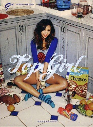 G Na - Top Girl (CD)