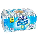 Nestle Pure Life Eau de source 100% naturelle 24x500ml