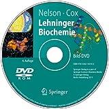 Bild-DVD, Nelson, Cox: Lehninger Biochemie: Die Abbildungen des Buches (Springer-Lehrbuch)