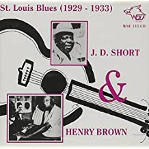 St Louis Blues 1929-1933 by Various Artists (2000-04-11)
