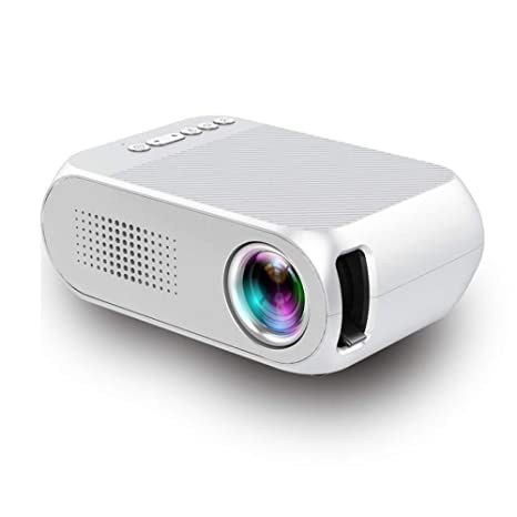 CWHALE Video Mini proyector portátil LCD proyector Home Theater ...