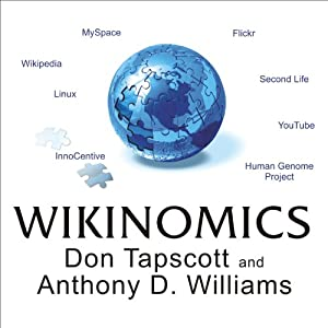 Wikinomics Audiobook