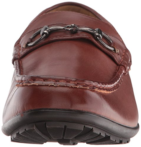 On Dark Manual Men's Luggage Deer Stags Loafer Slip vTIAAw