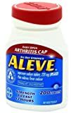 Aleve Tablets with Easy Open Arthritis Cap, 200