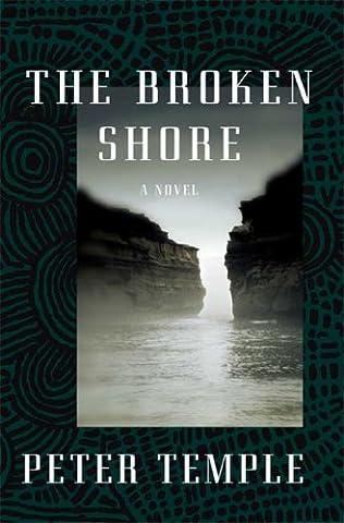 book cover of The Broken Shore