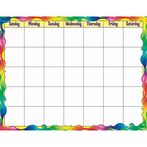 Reusable Calendar Cling Kit - 8