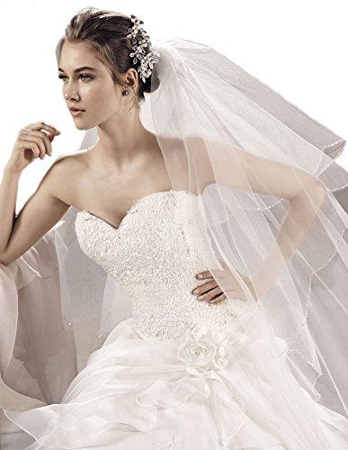 Passat Ivory Fashion Wedding Crystals product image