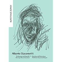 Alberto Giacometti: Drawings and Watercolours. The Bruno Giacometti Bequest