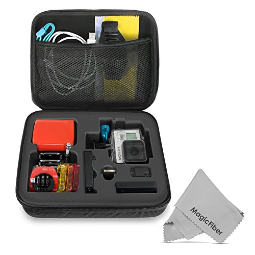 GOJA Customizable Foam Protection Carry Case  for GoPro Hero