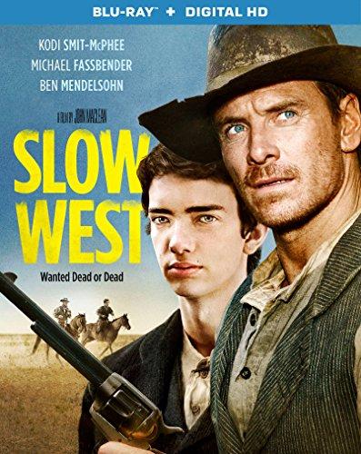 Slow West [Blu-ray + Digital HD]