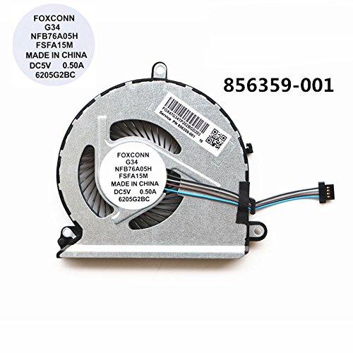 Cooler Para Hp Pavilion 15-au 15-au000 15-au100 15-au500 15-