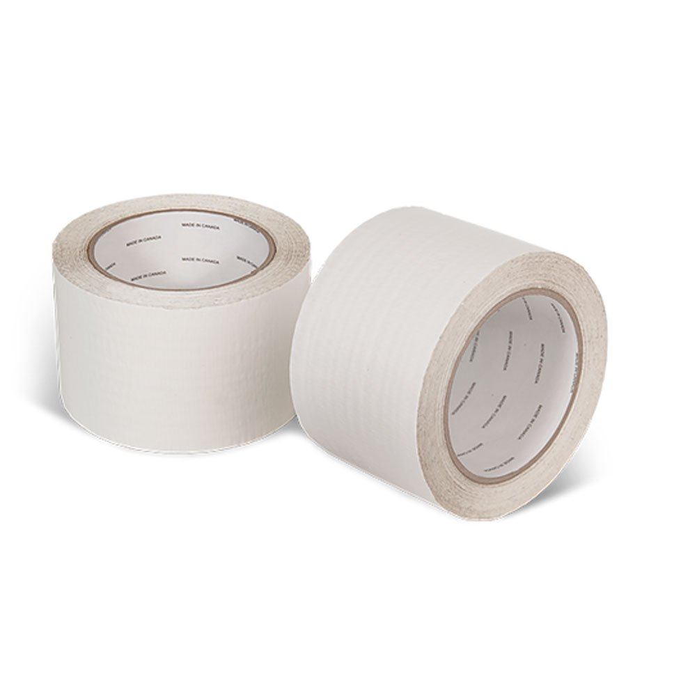 Double Sided Safety Tape to Secure Entry Mat to