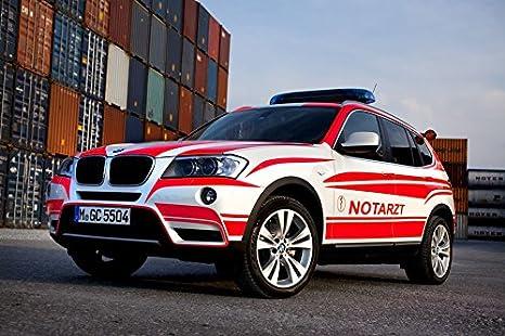 BMW X3 (21x14 inch, 53x35 cm) Silk Poster Seda Cartel PJ18 ...