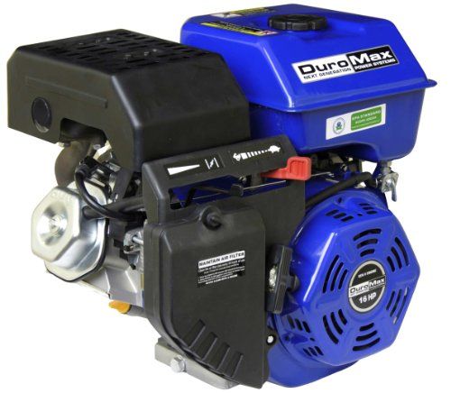 DuroMax 16 Hp, 1 in. Shaft Recoil Start Engine - XP16HP ()