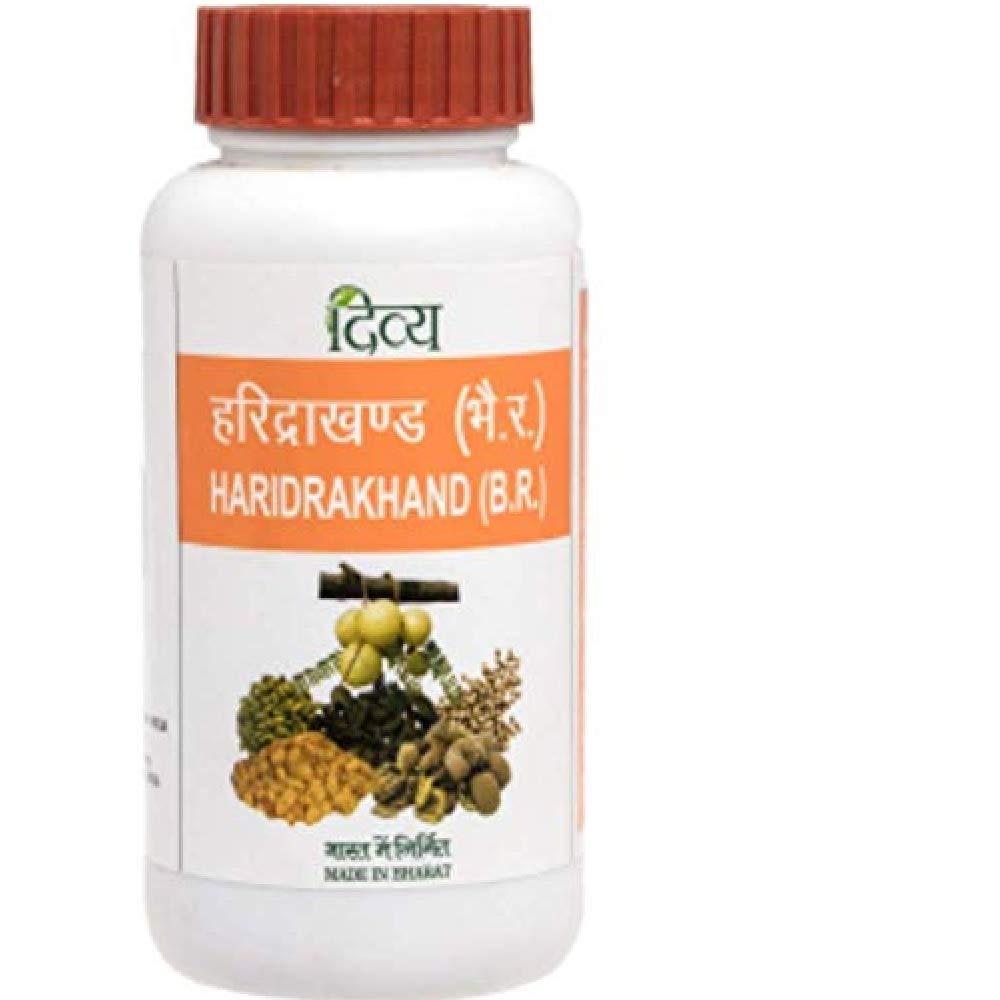 Patanjali Divya haridrakhand churna 100 gm (Pack of 2)