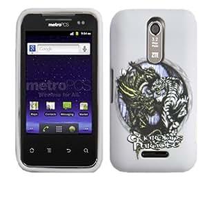 ZTE Score M X500M Jing Jang 2 Crystal Skin Design Case