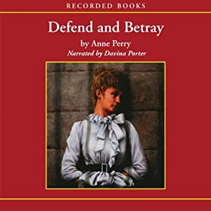 Defend and Betray Hörbuch