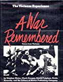 img - for A War Remembered book / textbook / text book