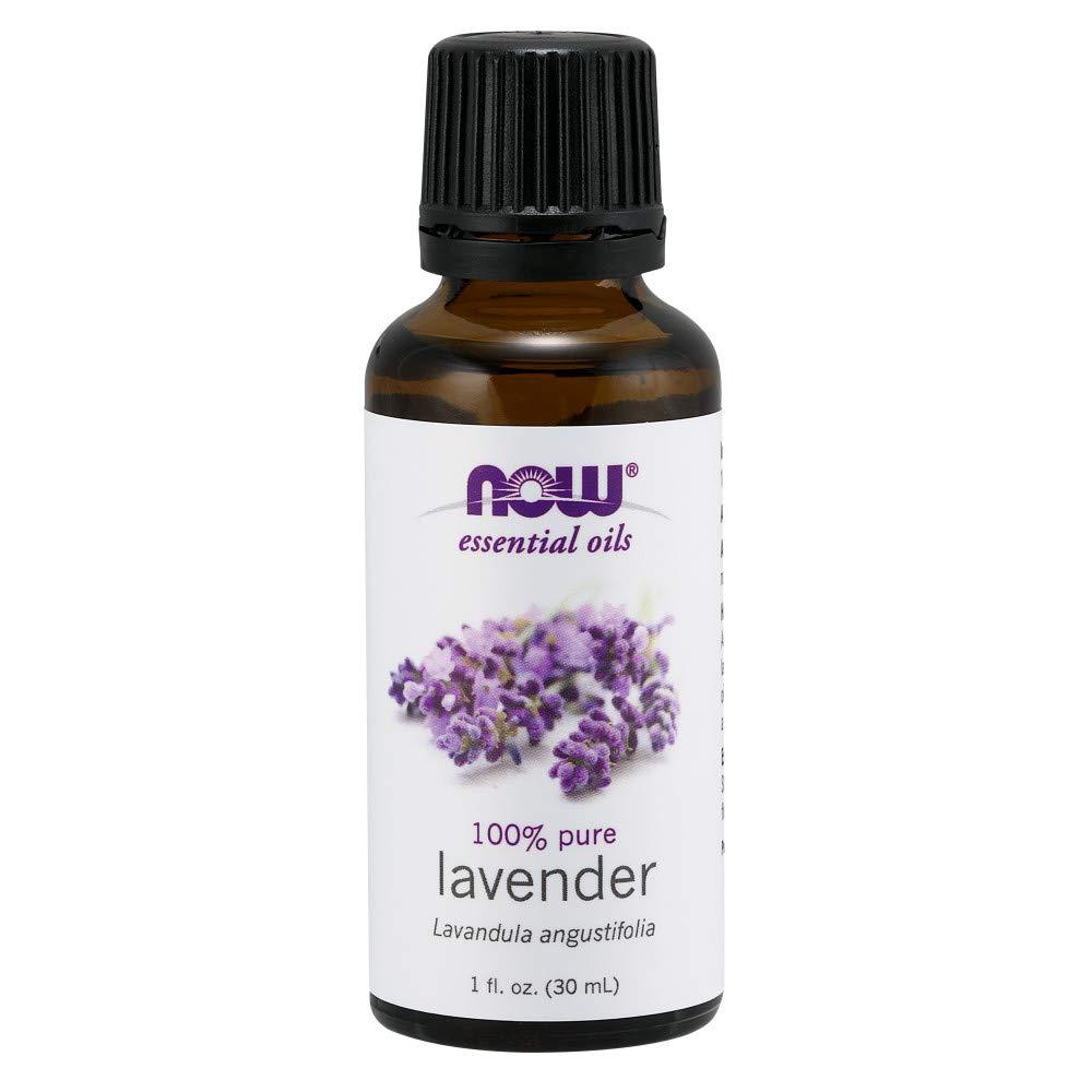 Now Foods Lavender Oil, 1 Fl Oz (Pack of 2)