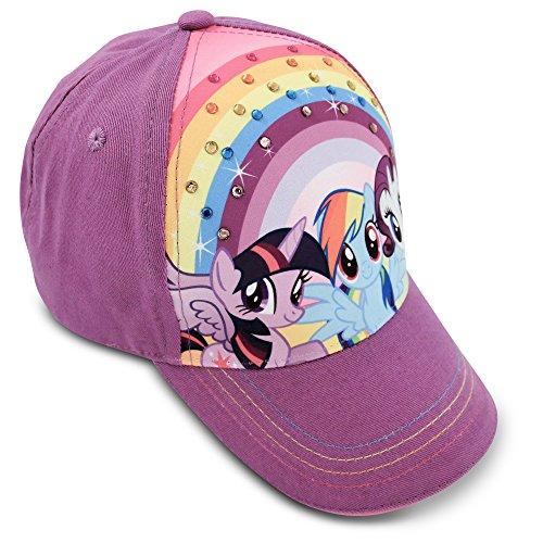 b933cd1cfdf Hasbro Little Girls My Little Pony Character Cotton Baseball ...