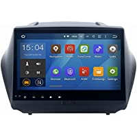 SYGAV 10.2 Inch Android 5.1.1 Lollipop Car Stereo Radio GPS Sat Nav Head Unit for Hyundai IX35 2009-2015