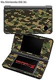 Nintendo DSi XL Skin WraptorCamo Digital Timber