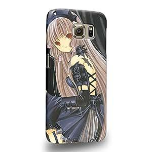 Case88 Premium Designs Chobits Chobits 00 Chi 1419 Carcasa/Funda dura para el Samsung Galaxy S6 (No Edge versión !)