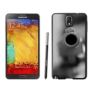 Dark Muzzle Hard Plastic Samsung Galaxy Note 3 Protective Phone Case