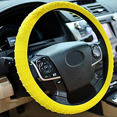 10 inch steering wheel cover - 7