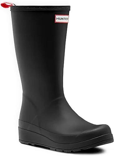 Original Boots Noir Tall 35 36 Noir Play Hunter yfYgb67