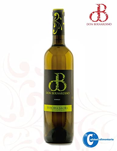 Vino blanco gallego godello