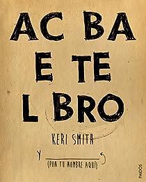 Acaba este libro par Smith