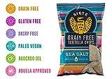 Siete Grain Free Tortilla Chips, Sea Salt, 5 oz