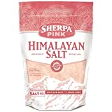 Sherpa Pink Himalayan Salt 2 lbs. - Powder Grain