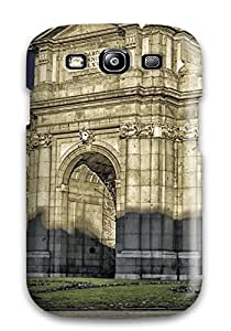 Alfredo Alcantara's Shop Best 5963511K12190067 Galaxy S3 Cover Case - Eco-friendly Packaging(puerta De Alcal??)