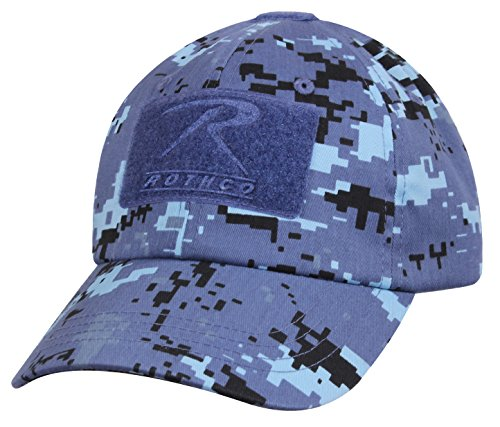 Rothco Tactical Operator Cap, Sky Blue Digital Camo