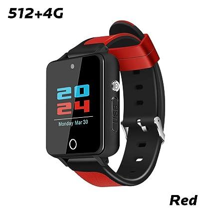 E9 Fitness Tracker Android Wifi Dual Quad-Core HD cámara Apple Watch aspecto Reloj con