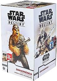 Star Wars Destiny - Convergence Booster Display, Galápagos Jogos, Multicor