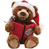 Gund Storytime Bear Animated Stuffed Animal
