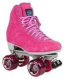 Sure-Grip Pink Boardwalk Skates Outdoor