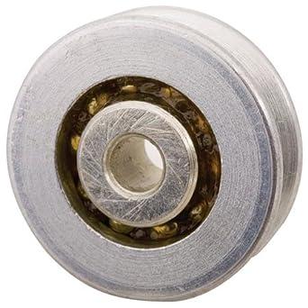 Sava cbl-910 acero rueda de polea para Cable tamaño a 3/64, Bore (a)=1/8 de diámetro: Amazon.es: Amazon.es