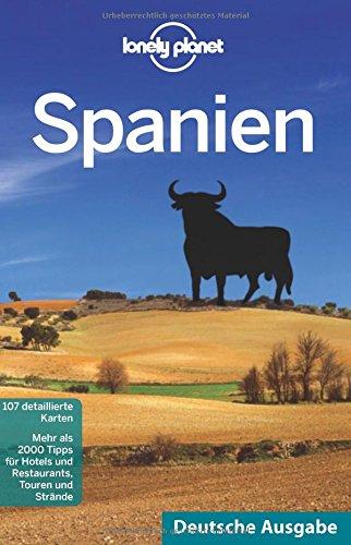 Lonely Planet Reiseführer Spanien